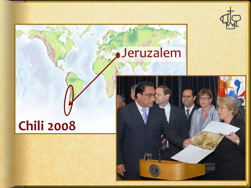 Hand. 1:8 Van Jeruzalem tot aan de uiteinden der aarde