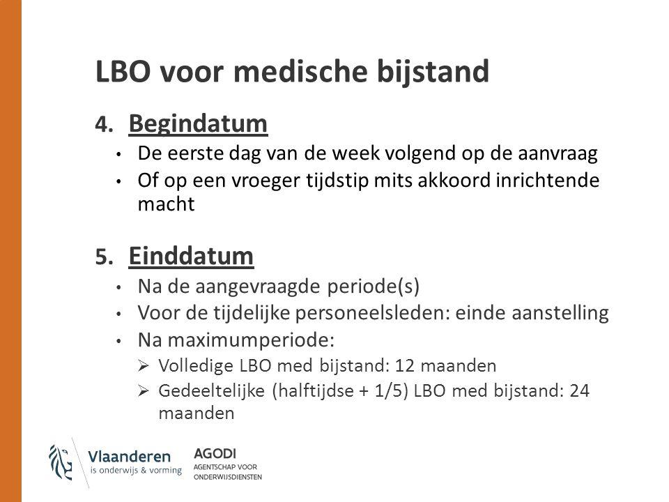LBO voor medische bijstand 4.