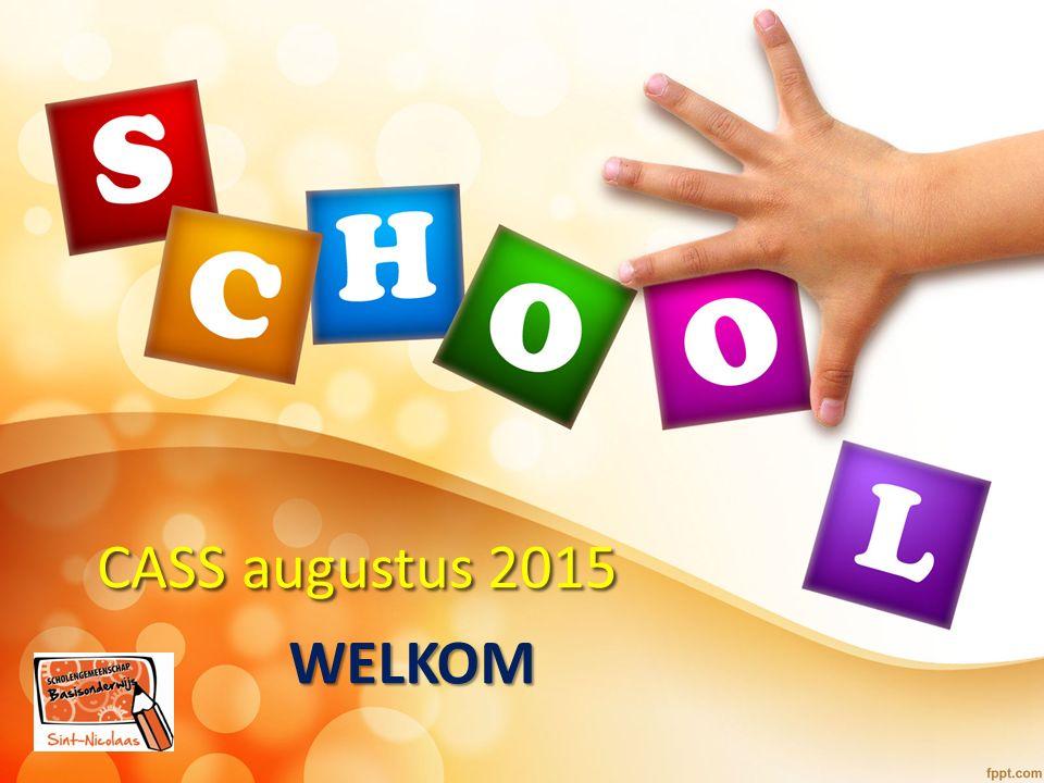 CASS augustus 2015 WELKOM
