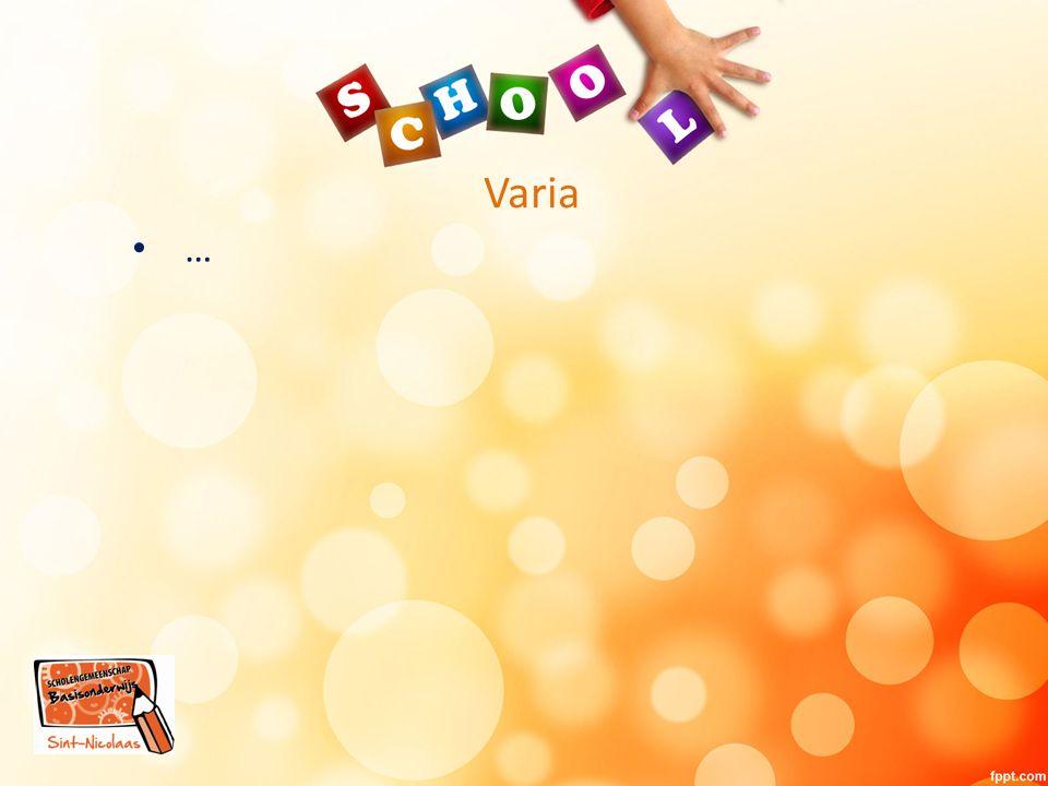 Varia …