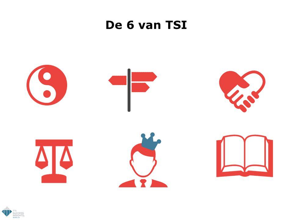 De 6 van TSI