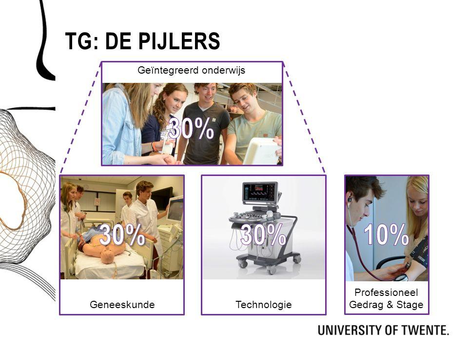 TG: DE PIJLERS