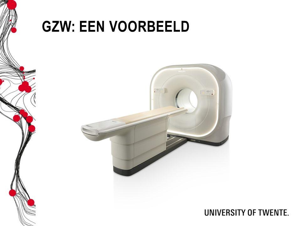 GZW: EEN VOORBEELD