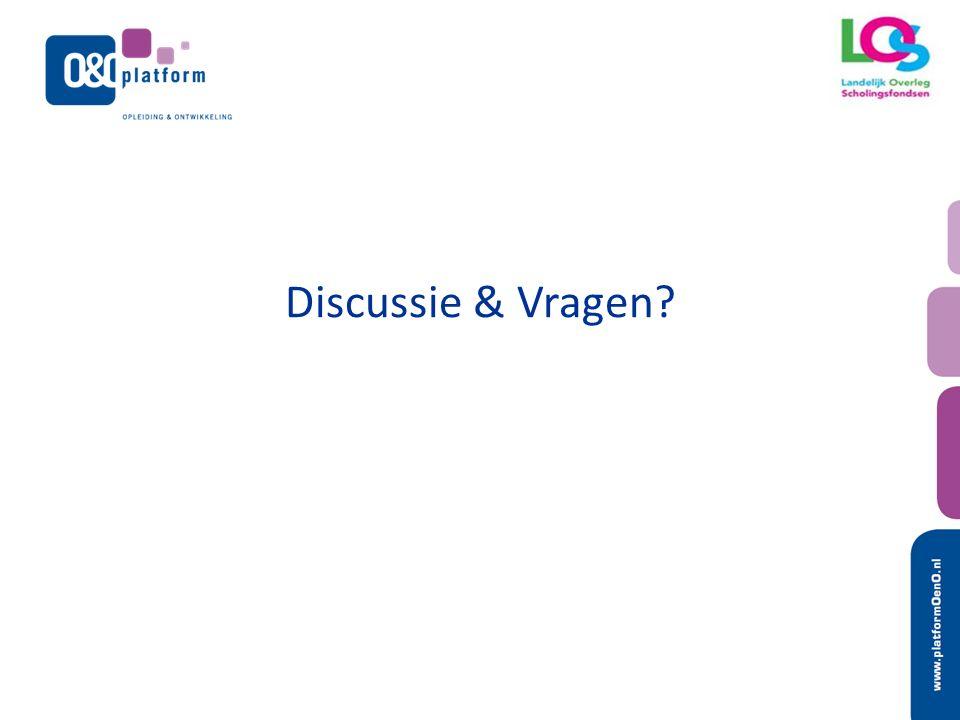 Discussie & Vragen