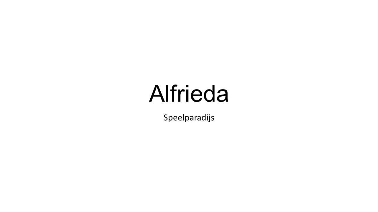 Alfrieda Speelparadijs