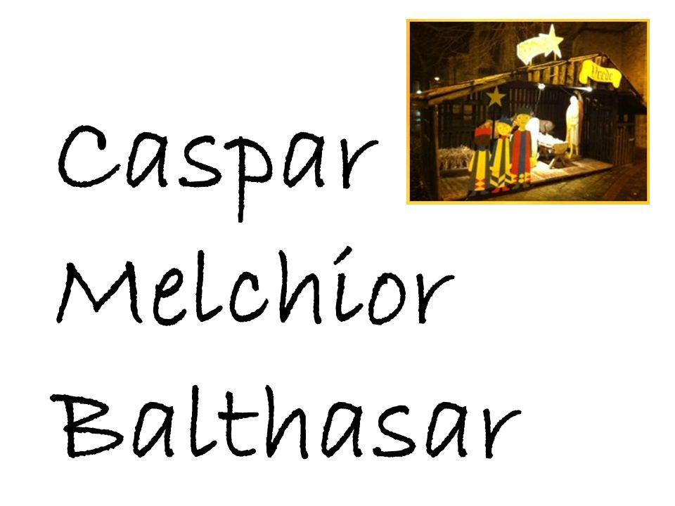 Caspar Melchior Balthasar