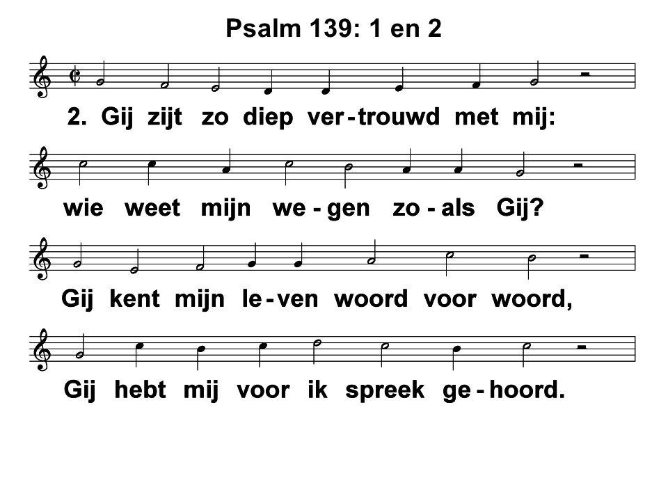 Gebed om de opening van het woord