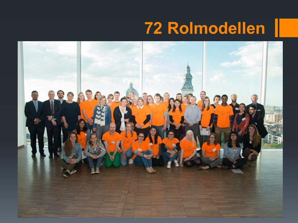 72 Rolmodellen