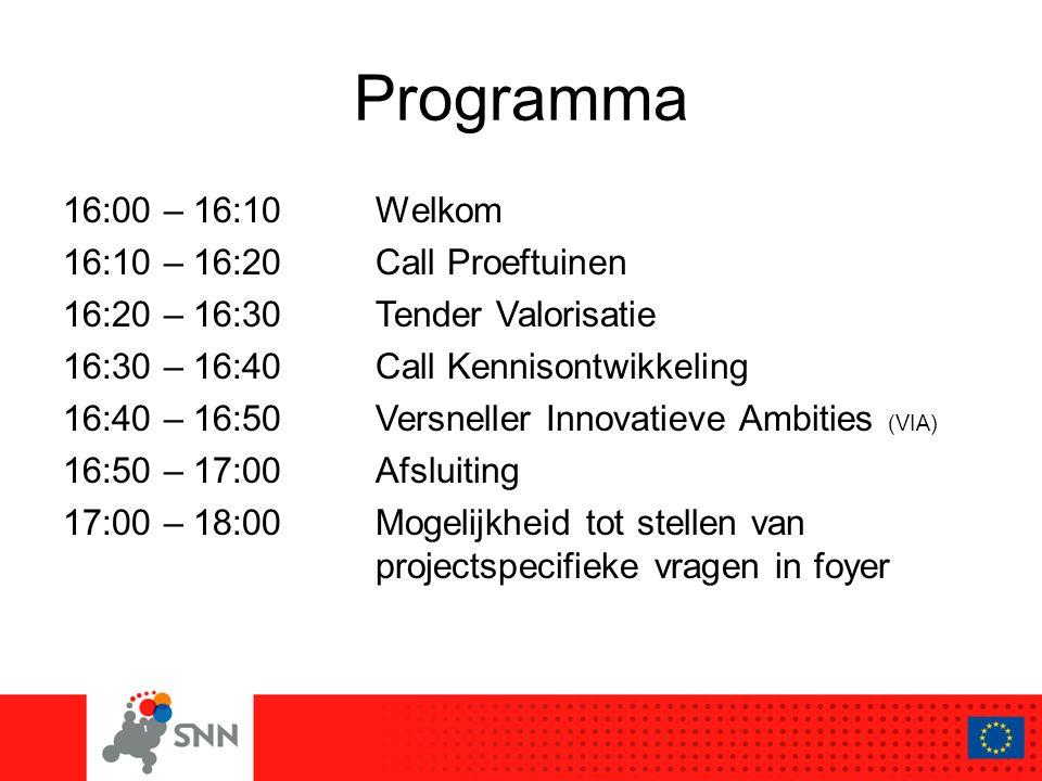050-5224900 www.snn.eu www.echteinnovaties.nl