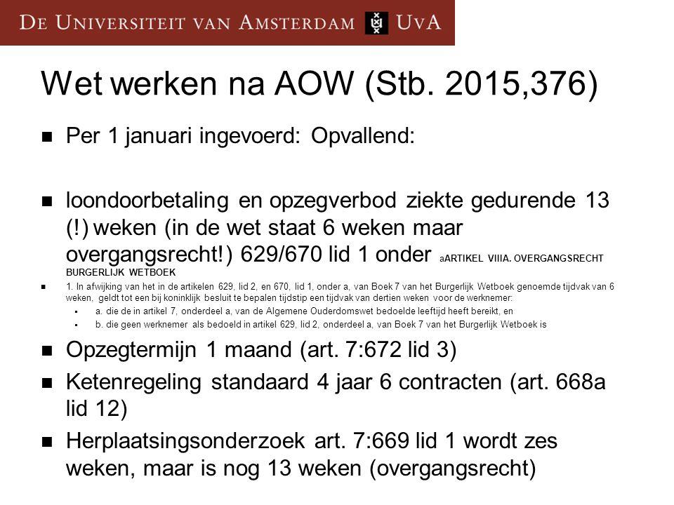 Wet werken na AOW (Stb.