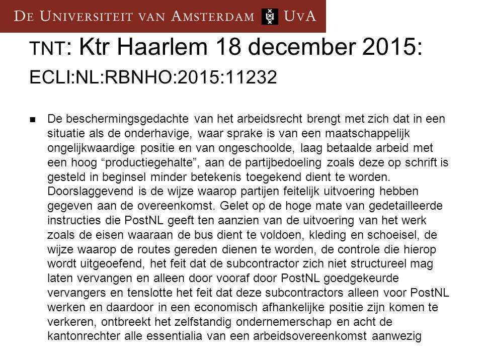 vakantiedagen HR 18 september 2015, ECLI:NL:2015:2722 Staat aansprakelijk voor onjuiste inplementatie ri 2003/88 Opbouw vakantiedagen tijdens ziekte tot 1 januari 2012 was onjuist, geldt nu weer voor vervalregeling.