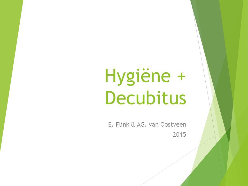 Wat gaan we doen?  Welkom  Afspraken  Kennismaken  Bacteriën  Decubitus  Huiswerk
