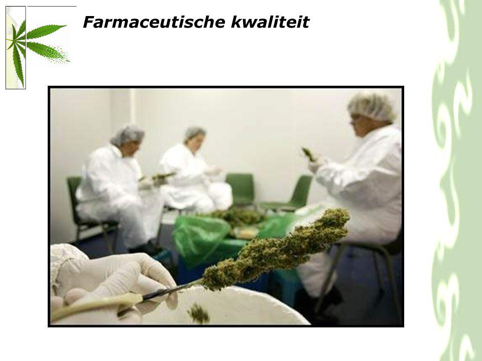 Farmaceutische kwaliteit