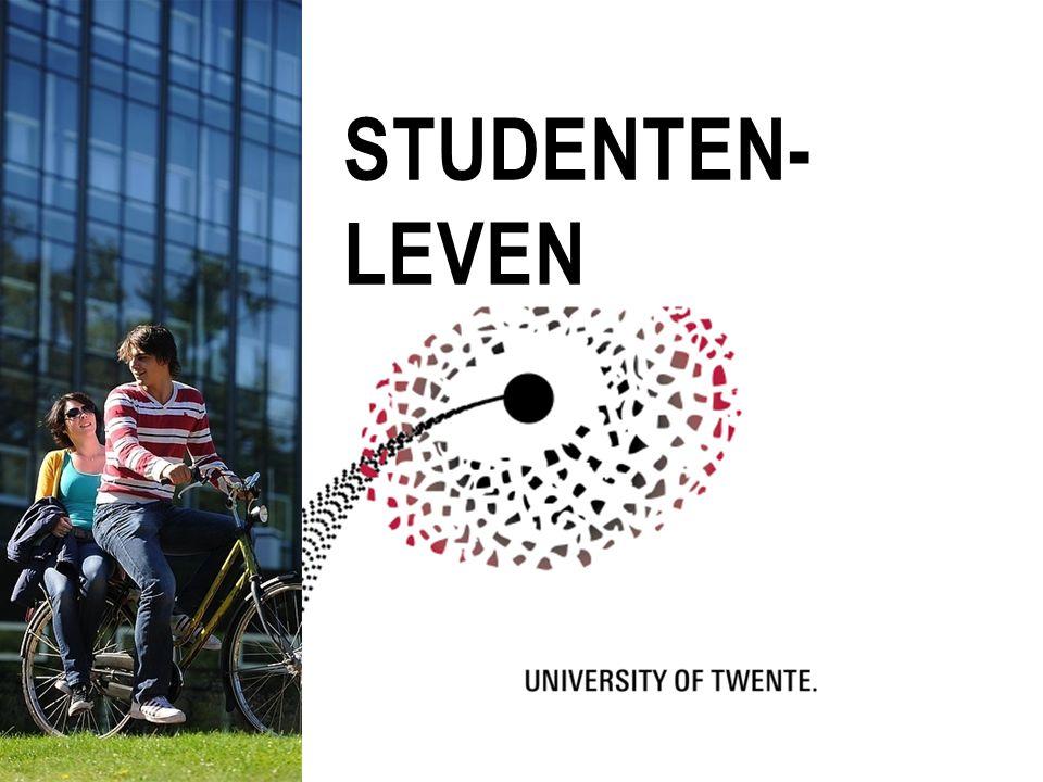 STUDENTEN- LEVEN THUIS OP DE UNIVERSITEIT
