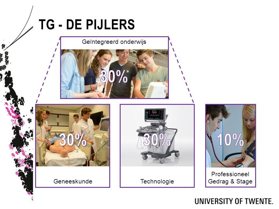 TG - DE PIJLERS
