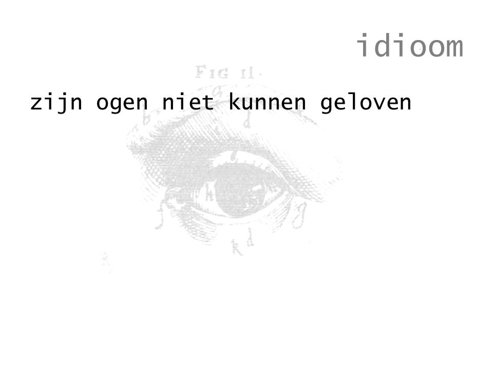 4. oogafwijkingen