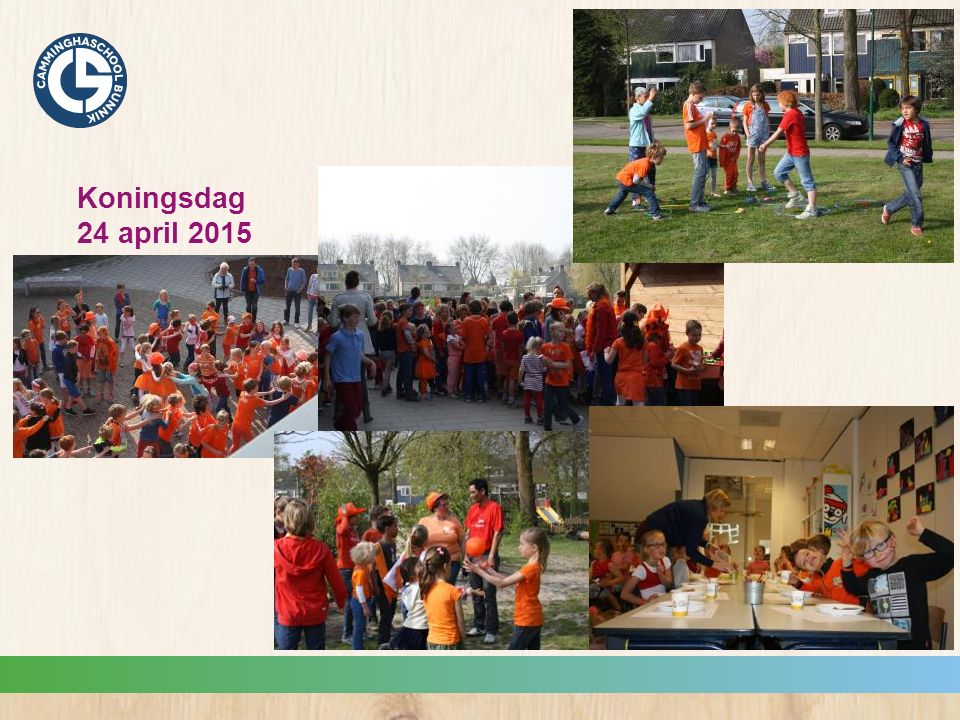 Koningsdag 24 april 2015