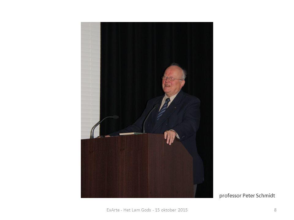 8 professor Peter Schmidt