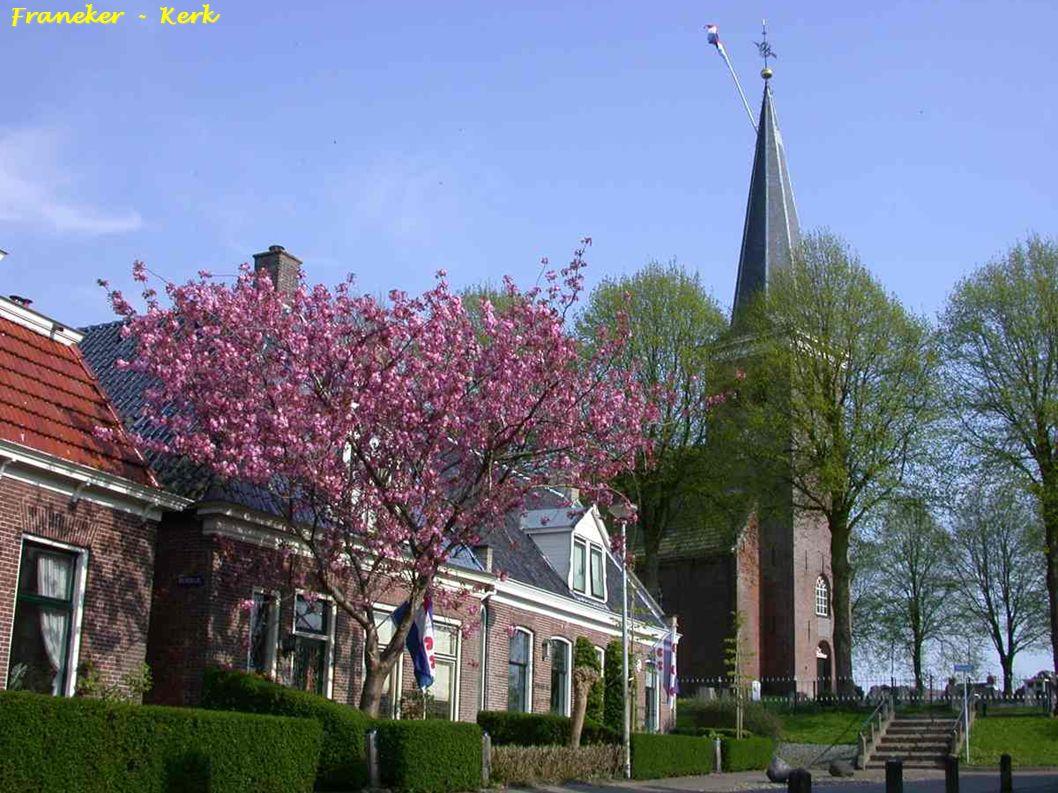 Franeker, Martinikerk Korendragershuisje - Franeker Franeker
