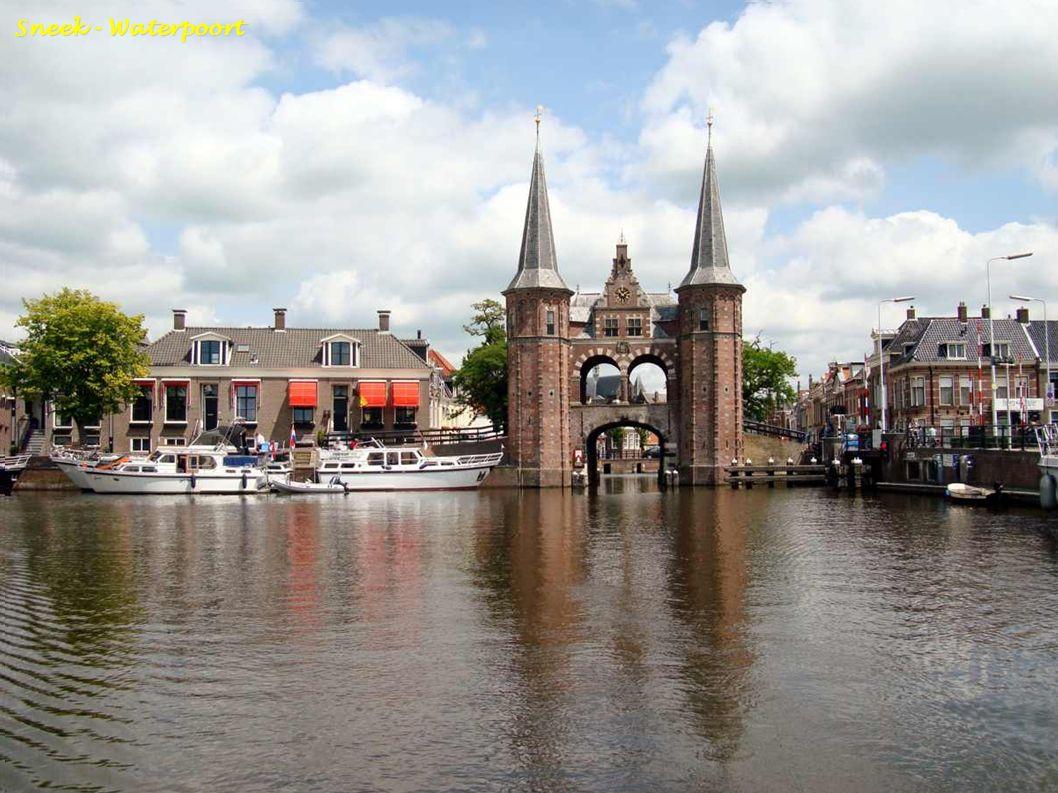 Grachten van Leeuwarden