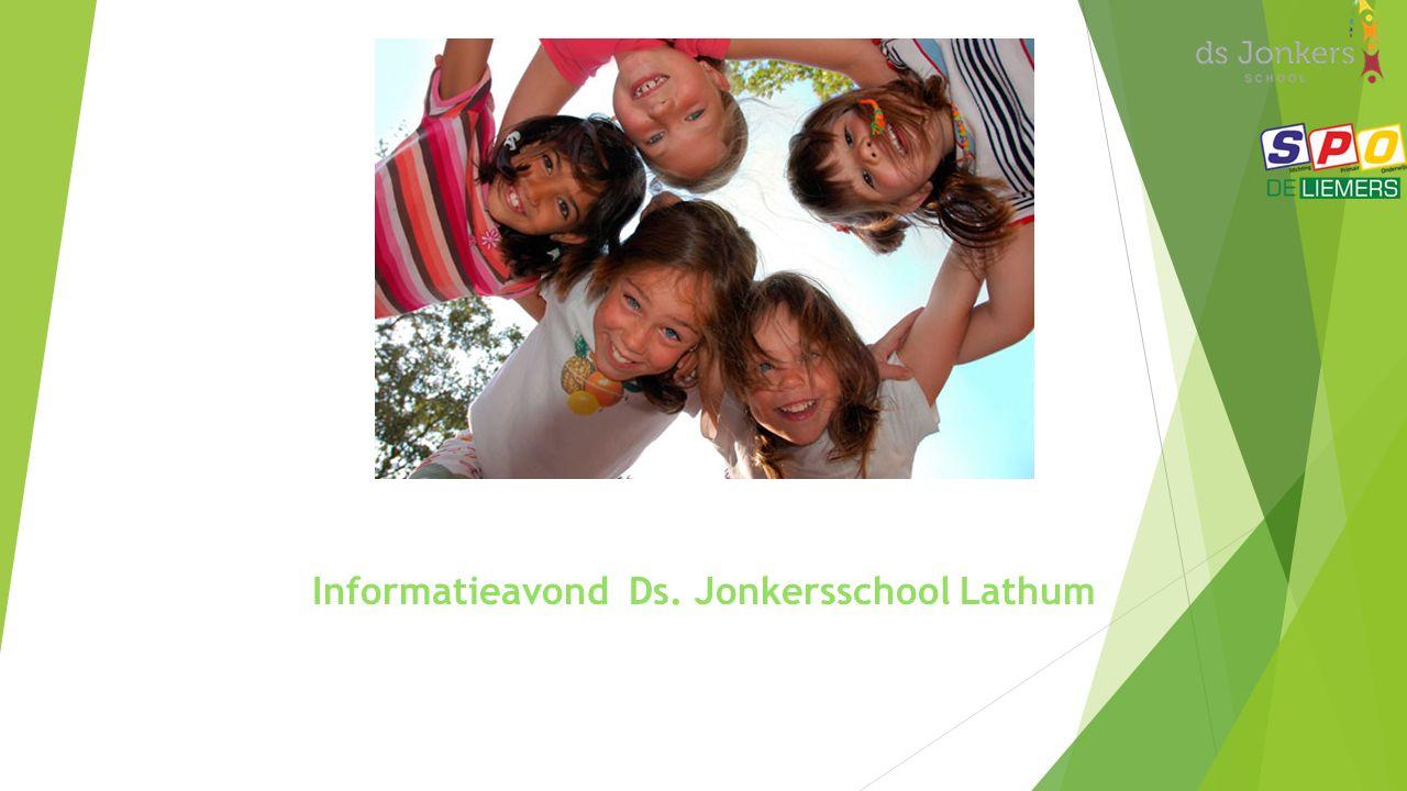 Informatieavond Ds. Jonkersschool Lathum
