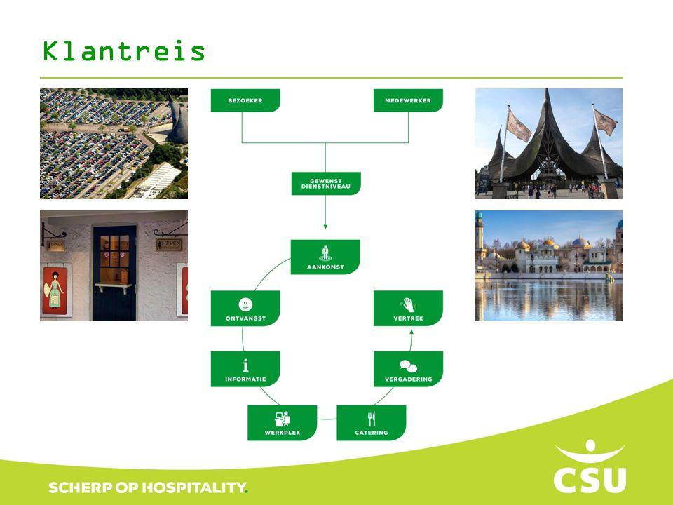 Bij Hospitality zetten wij de klantbeleving centraal.