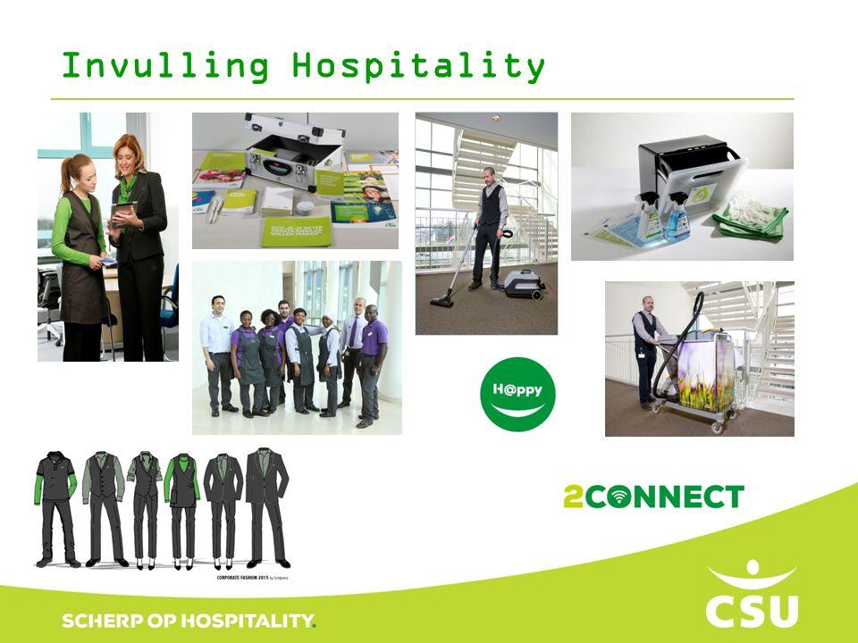 Invulling Hospitality