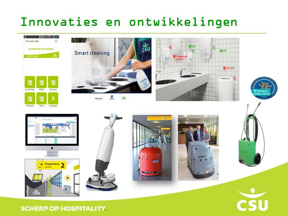 Innovaties en ontwikkelingen