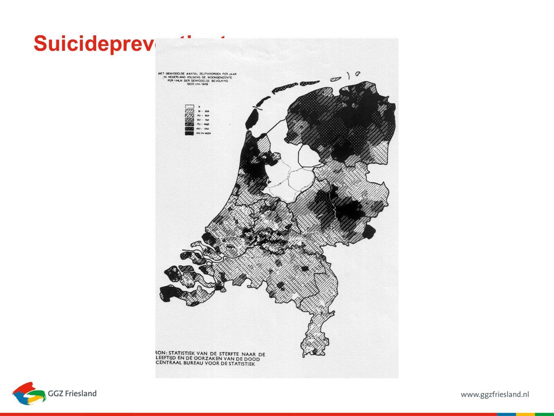 Suicidepreventie, toen: na WO II tot aan 1970 1963: prof.