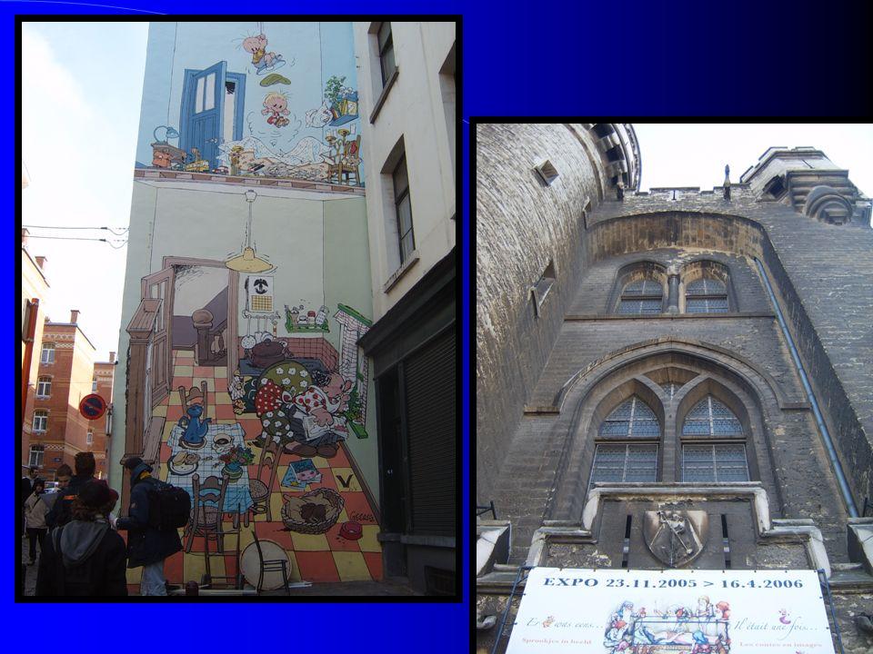 Deel 2 : Mijn leefomgeving: enkele suggesties Mijn wijk: - situatie in Brussel - Is er een centrum .