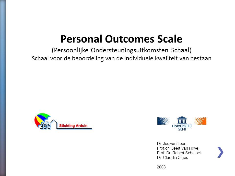 Prof. Dr. Jos van Loon Remco Mostert B SW Stichting Arduin en Vakgroep Orthopedagogiek, Gent Januari 2012 Kwaliteitsdag VGN Over het belang van eviden