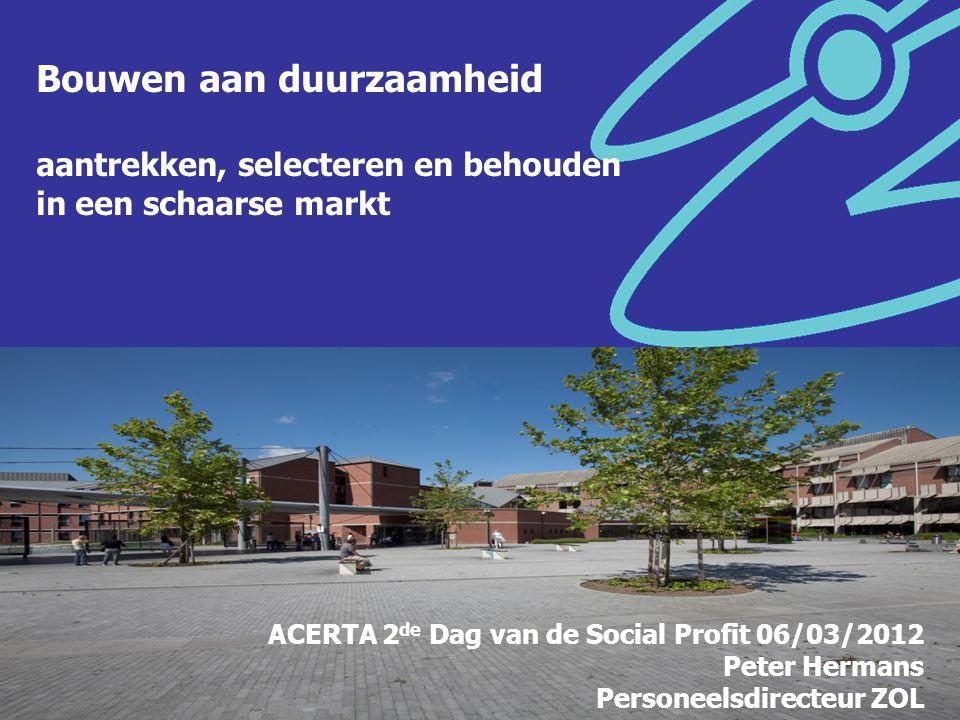 Ziekenhuis Oost-Limburg Infrastructuur – 3 campussen + buitenraadplegingen Genk (St.Jan) Waterschei (A.