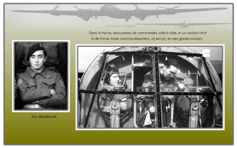 Jim Wallwork. Il fût le tout premier combattant de l'invasion Alliée venu libérer la France dans la nuit du 5 au 6 juin 1944. Il est en effet le premi