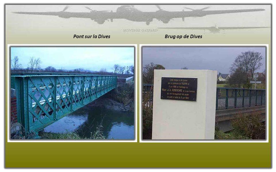 Troisièmement, cinq ponts situés à l'est de l'Orne doivent être détruits pour désorganiser les Allemands et empêcher une importante contre-attaque dep
