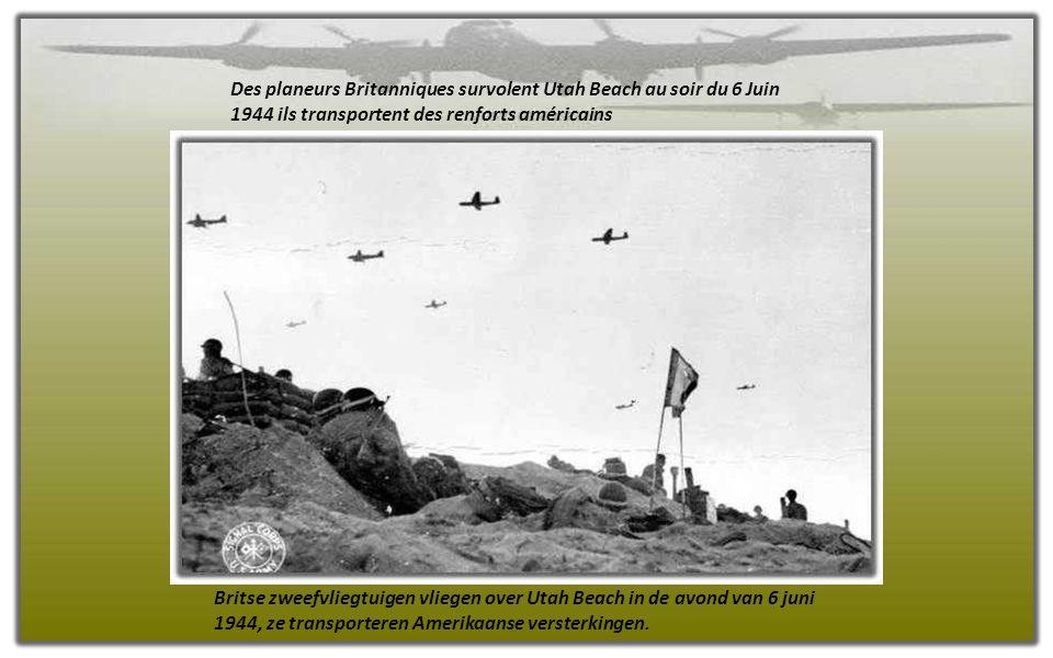 Ainsi, au matin du 6 juin, pendant que d'autres découvrent ou retrouvent le sol français sur les plages normandes, les paras de la 6th Airborne se son
