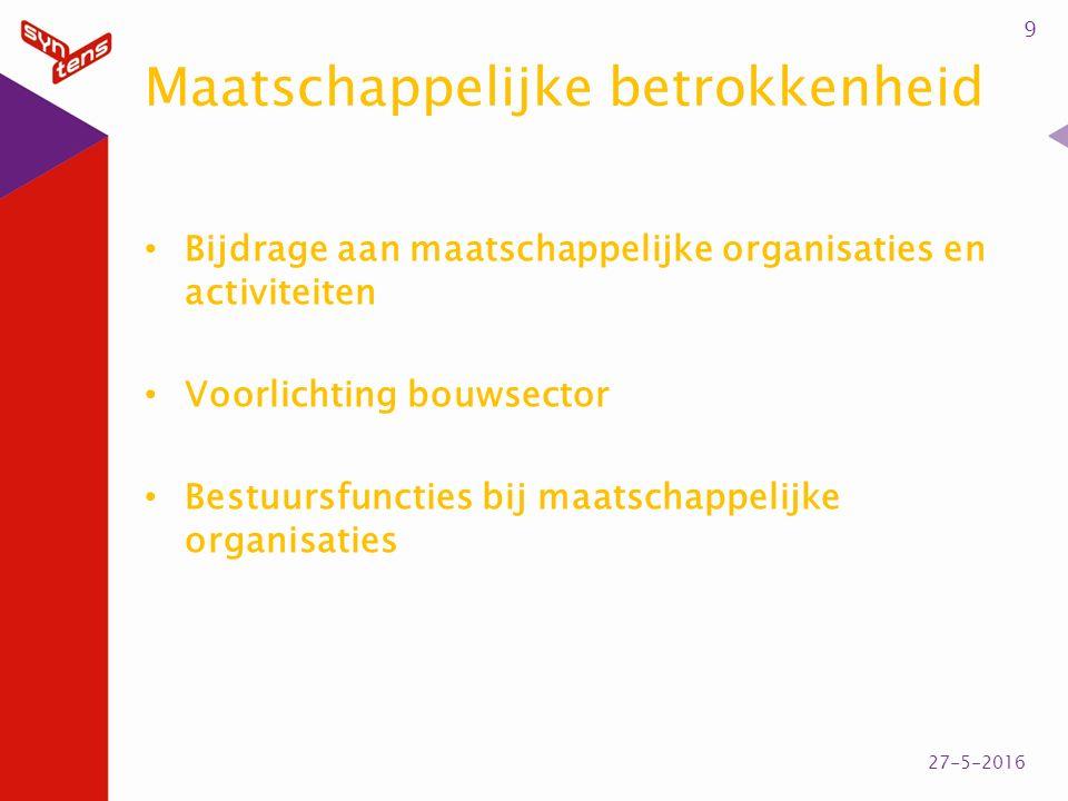 Bijdrage aan maatschappelijke organisaties en activiteiten Timmerfabriek door doven (1 van 2) Wat.