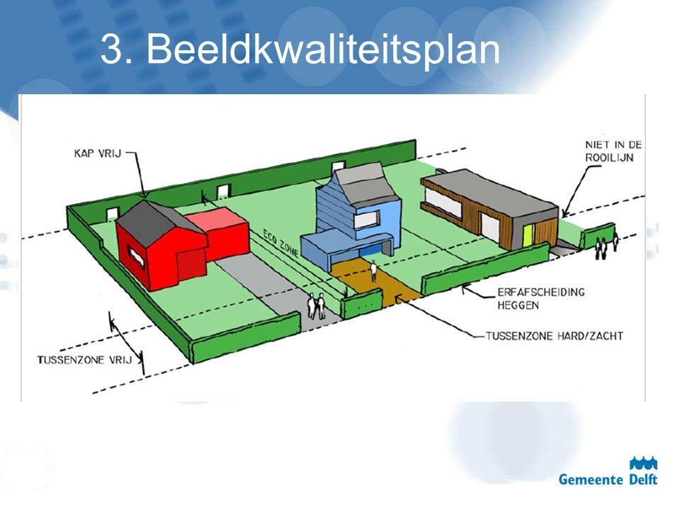 3. Beeldkwaliteitsplan