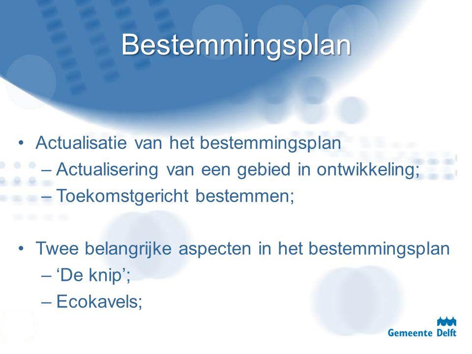 Oostelijke kavels Uitwerkingsplan 2007 (Voordijkshoorn) 1.