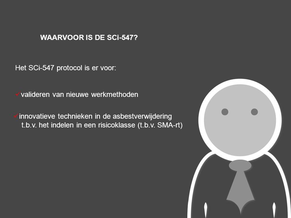 WAARVOOR IS DE SCi-547.