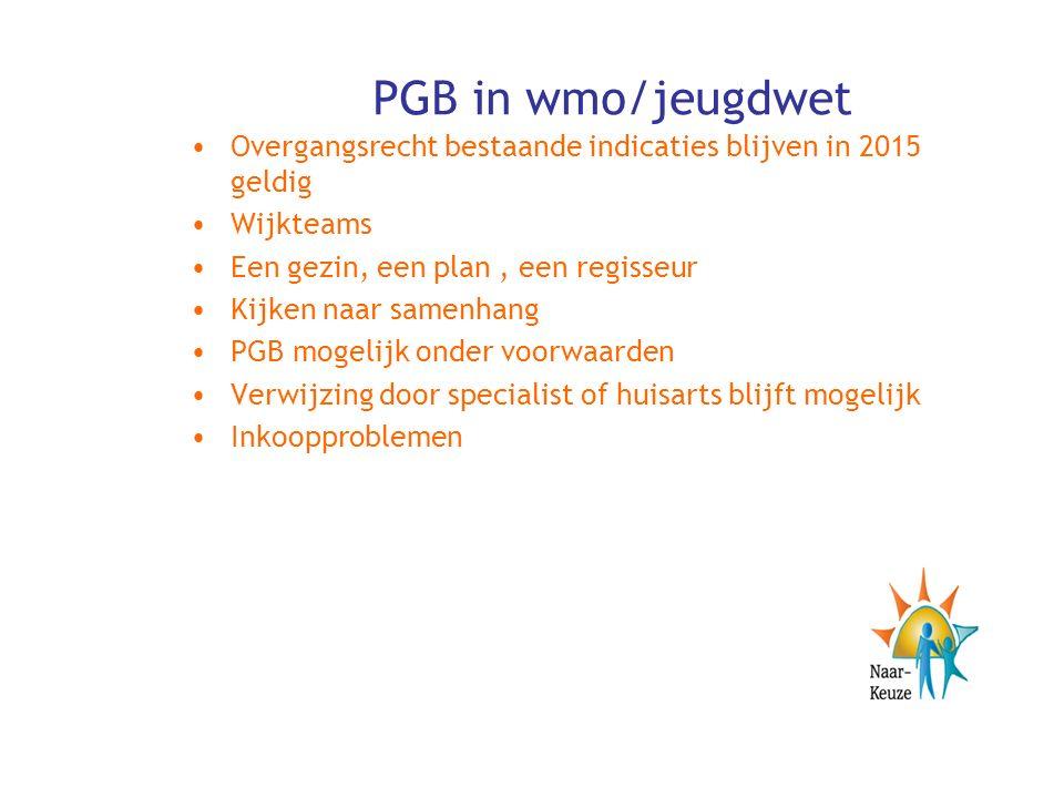 Wat betekent dit.Wel naar jeugdwet/ Wmo Volledig compensatie gedurende heel 2015 t.a.v.