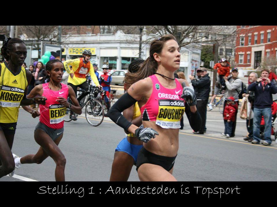 HET KENNISNETWERK VOOR INKOOP EN SUPPLY MANAGEMENT Stelling 1 : Aanbesteden is Topsport