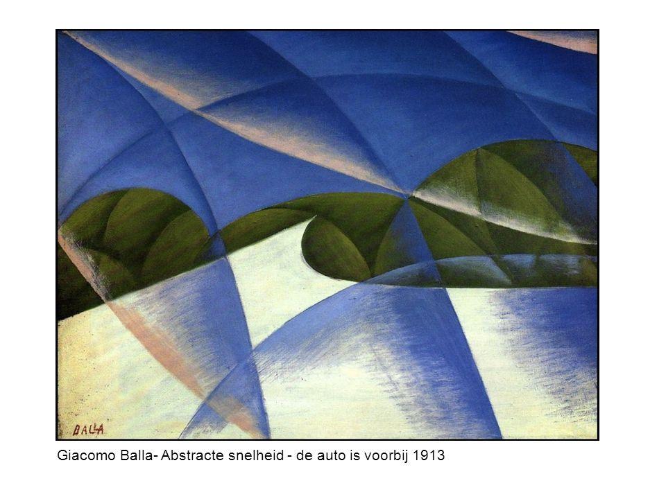 Expressionisme (1910 – 1920)