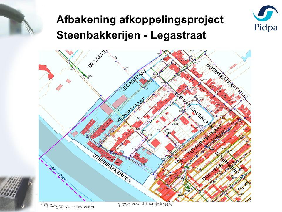 Steenbakkerijen - Legastraat