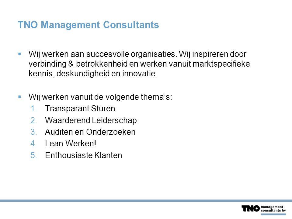 Lean werken! Lean Management Six Sigma Productive WardZorgpaden