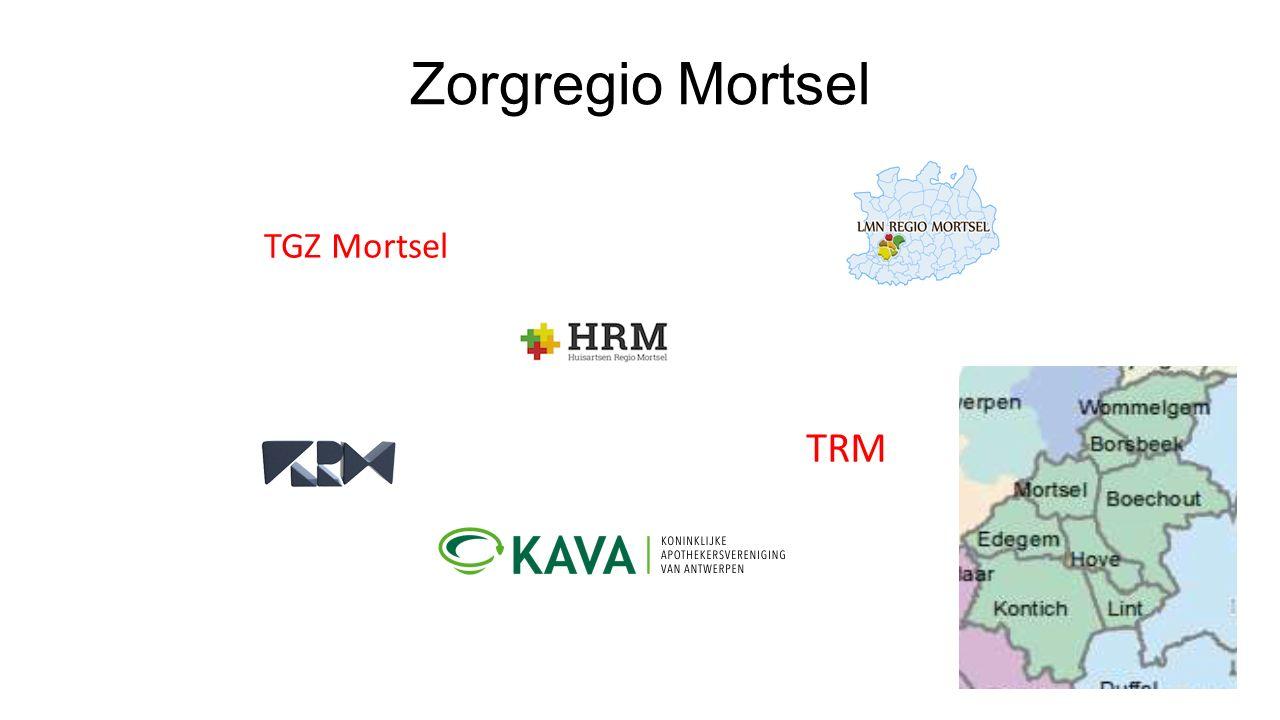 Zorgregio Mortsel TGZ Mortsel TRM