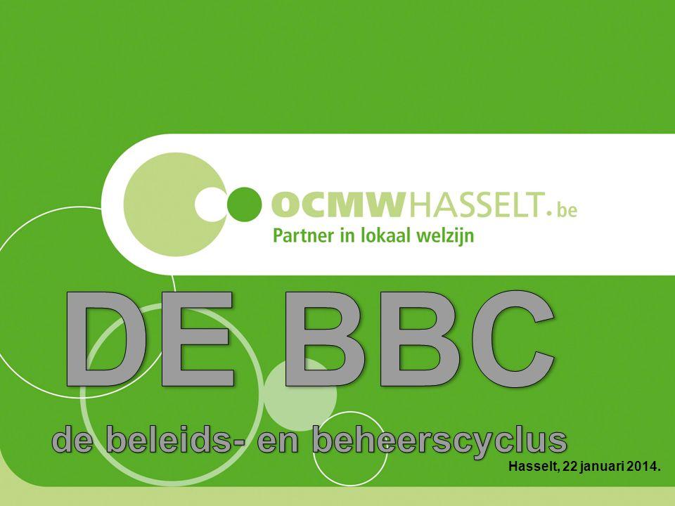Budgethouderschap in OCMW Hasselt.