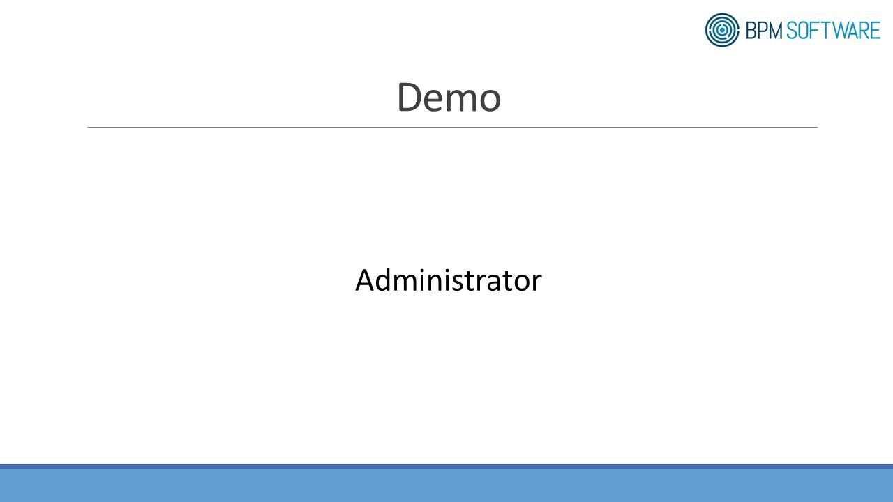 Demo Administrator
