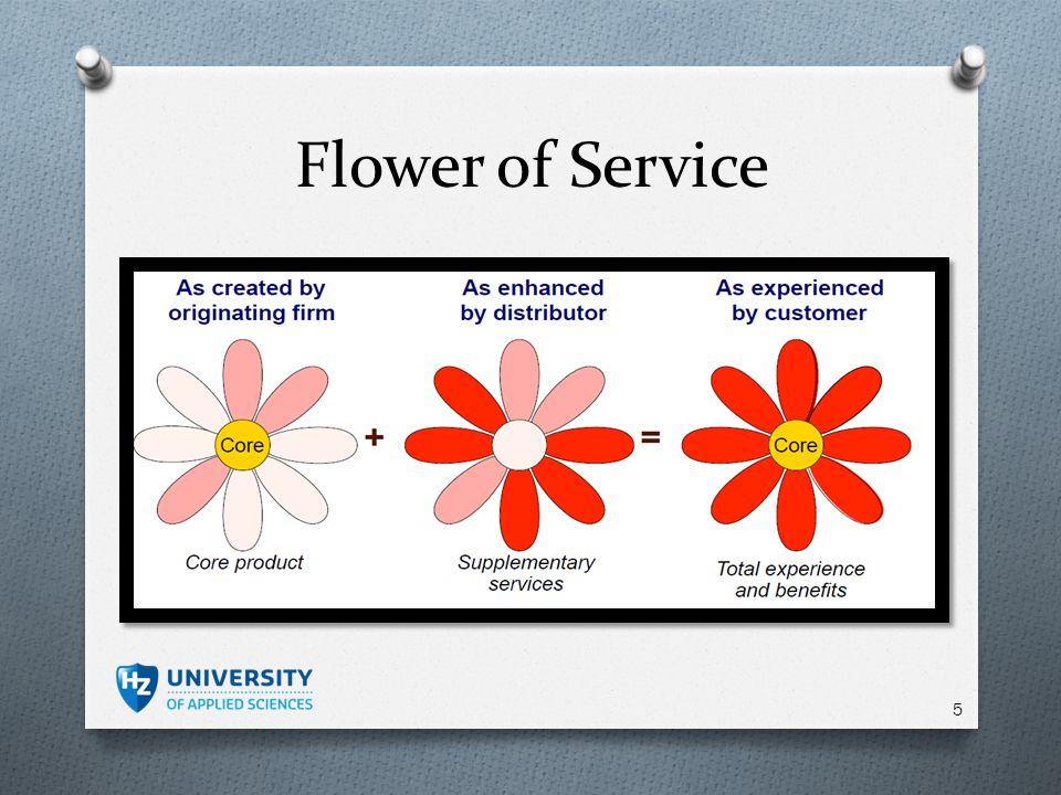 Flower of Service 5