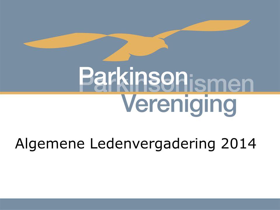 Algemene Ledenvergadering 2014