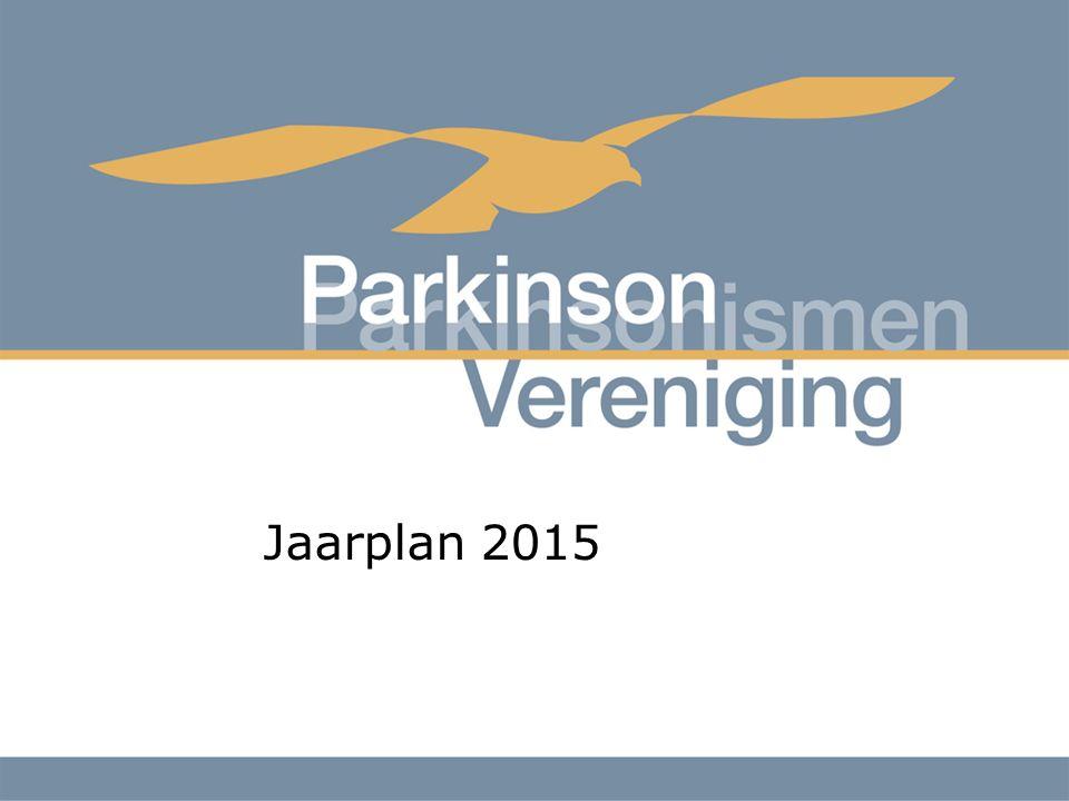 Jaarplan 2015